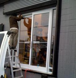 Aluminum Window Installation Service