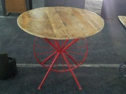 Dining Table on Wheel