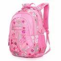 New Floral Printing School Bag