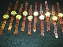 HSR Unisex Sandalwood Watches