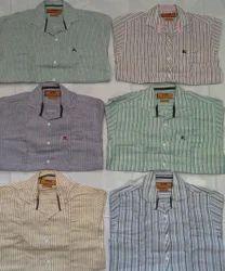 Men Linen Casual Shirts