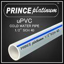 UPVC Pipe 1/2 SCH 40