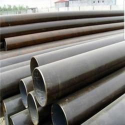 ERW & Seamless MS Round Pipe