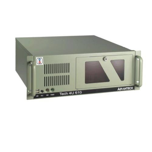19' '  Rackmount Industrial PC