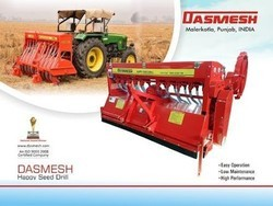 dasmesh Punjab Govt Subsidy Approved Happy Seeder, Model No.: Subsidy Approved