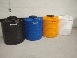 DOLPHIN Blue Color Water Storage Tank