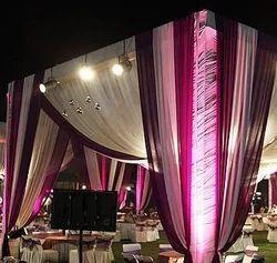 Wedding Tent Decoration Service