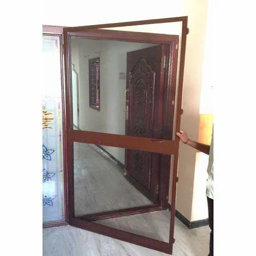 Door Mosquito Net At Rs 300 Square Feet डोर मॉस्किटो
