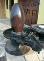 Brown Shiva Lingam