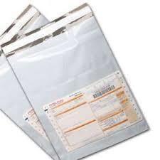 Tamper Proof Courier Poly Bag