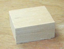 Balsa Block