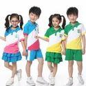 Unisex Cotton Kids Uniforms