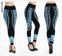 Digital Printed Jeggings