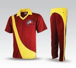 Coloured Cricket Uniform