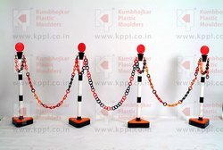 Stand Poles for Partition