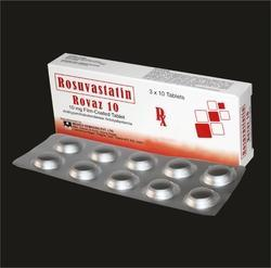 Rosuvastatin Tablets 10mg
