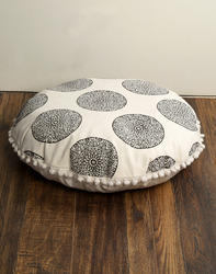 Cotton Floor Cushion Cover