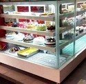 Cake Counter Showcase