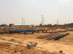 Fabrication Yard Construction Service