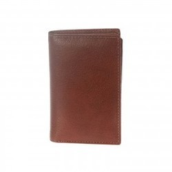 Khadims Black Bi-fold Wallet