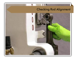 Checking Rod Alignment
