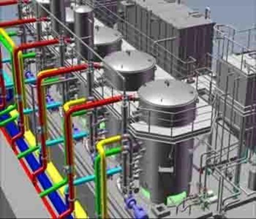 Piping Design Mechanical Design Service Provider From Hyderabad