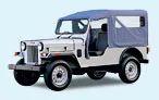 Mahindra Major Jeep | V. C. Motors Limited | Authorized ...