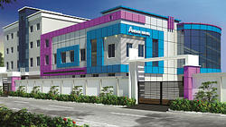 Amsam Mahal Construction