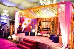 Wedding Event Flower Decoration