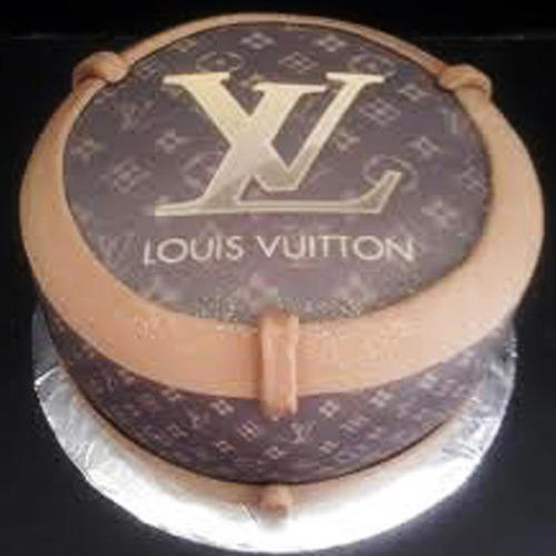 Fantastic Lv Theme Cake At Rs 950 Piece Theme Cake Id 13897407012 Birthday Cards Printable Benkemecafe Filternl