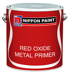Nippon Red Oxide Metal Primer Paint