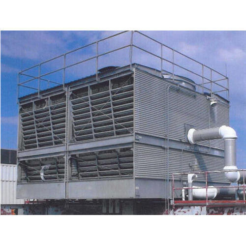 Hvac Cooling Tower At Rs 100000   Unit