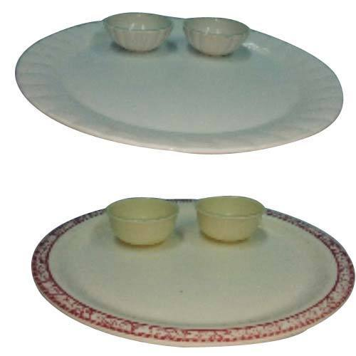 Unbreakable Crockery Set  sc 1 st  IndiaMART & Unbreakable Crockery Set Dinnerware And Serving Utensils | Krishna ...