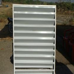 Faisal Shine Box Louver