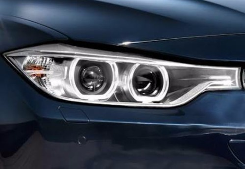 BMW New model F30 Head Light - View Specifications & Details of Car