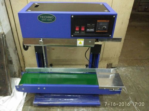 Continuous Band Sealing Machine - Heavy Duty - Techno Pack