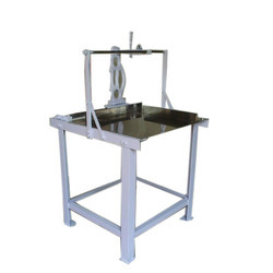 Soap Bar Cutting Machine
