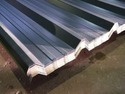 Trapezoidal Stainless Steel Profile Sheets