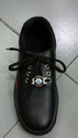 Mens Woodland Casual Black Shoes