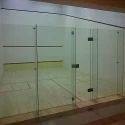 Squash Court Glass Wall