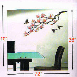 Royal Touch 36 X 72 Inches Dining Room Wall Decal
