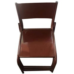 SS Industries Polished Rod Iron Chairs for School