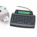 Barcode Printer Keyboard