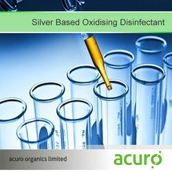 Silver Based Oxidising Disinfectant