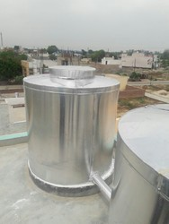 Application Of Water Tank Insulation