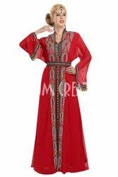 Arabian Wedding Gown Thobe