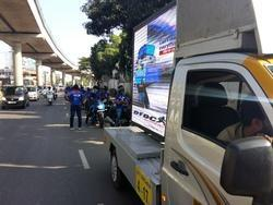 Road Show Vehicle Kochi Kerala