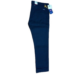 Cotton Narrow Trousers