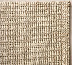 Ivory Jute Rugs, For Home, 240 X 305 Cm