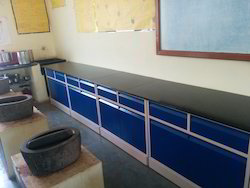 Laboratory Furniture With Laboratory Set Up
